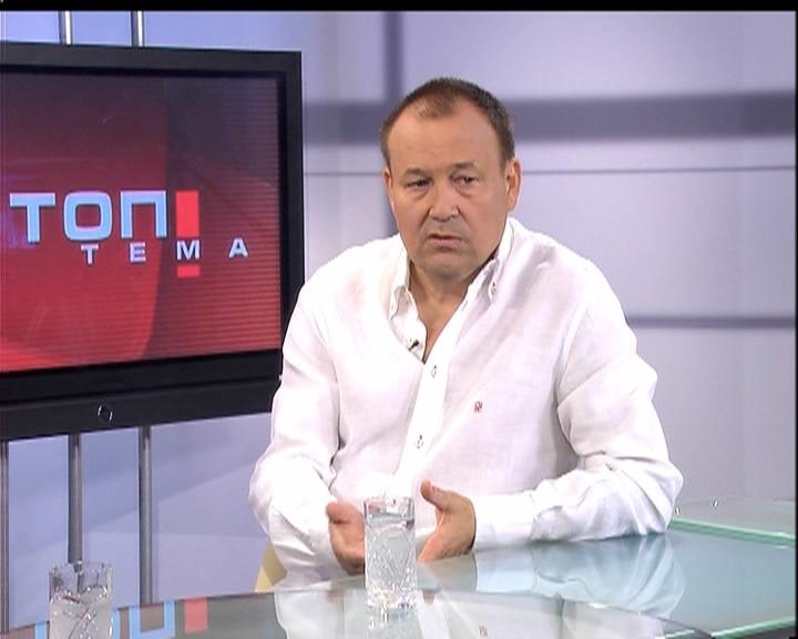 Алексей Косьмин. Секретарь фракции Партии регионов в Одесском городском совете.