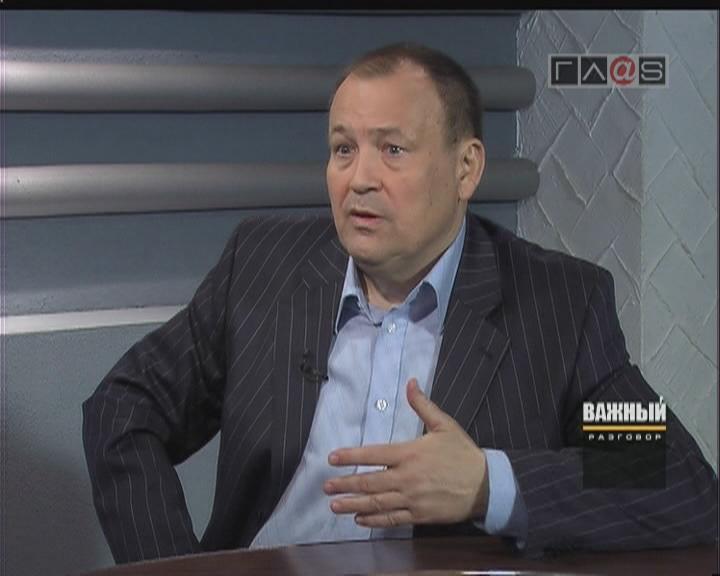 Алексей Косьмин.  Депутат Одесского городского совета