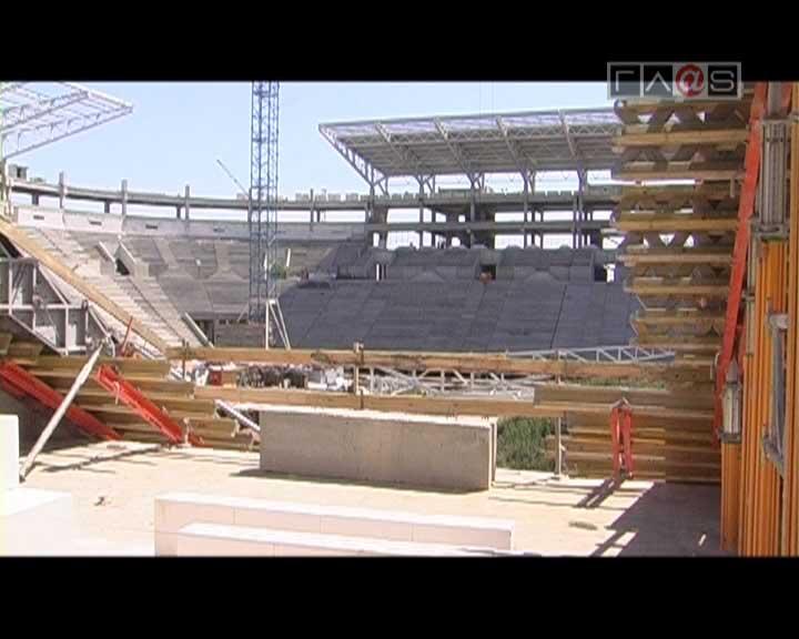 Ко Дню города стадион «Черноморец» будет открыт!