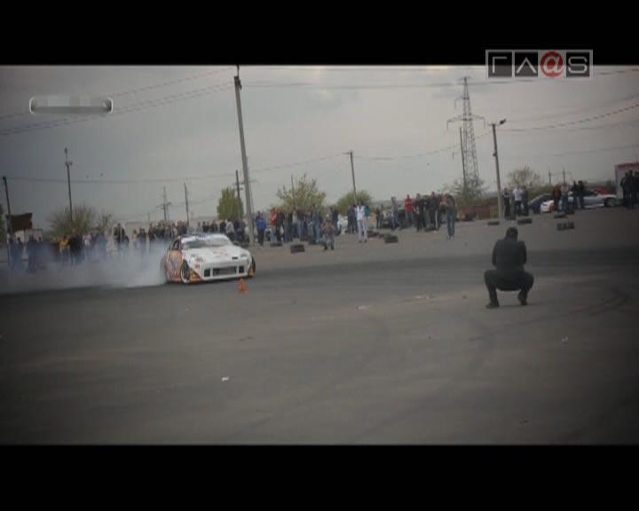 Дрифтинг в Одессе