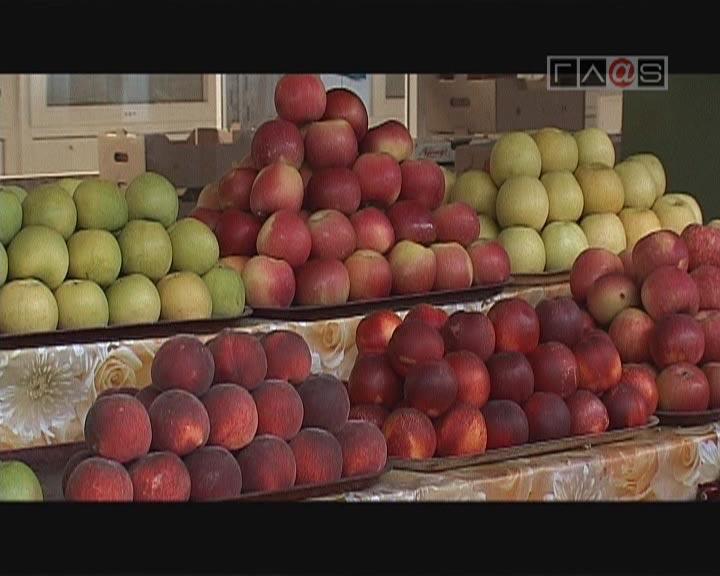 Почем овощи-фрукты для одесситов?