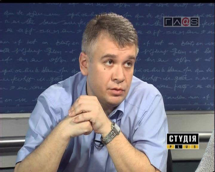 Евгений Чеботарев. Зав. отделением офтальмологии