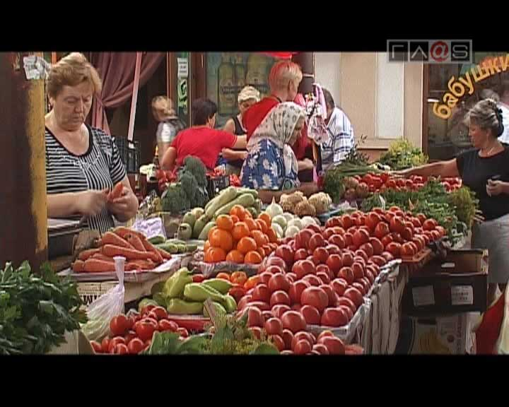 Овощи, доступные для рядового одессита
