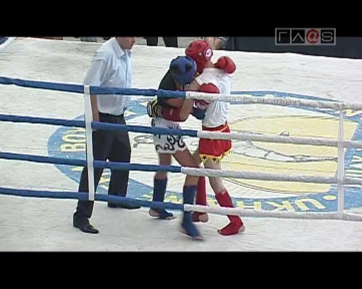 Чемпионат Украины по тайскому боксу — завершен!