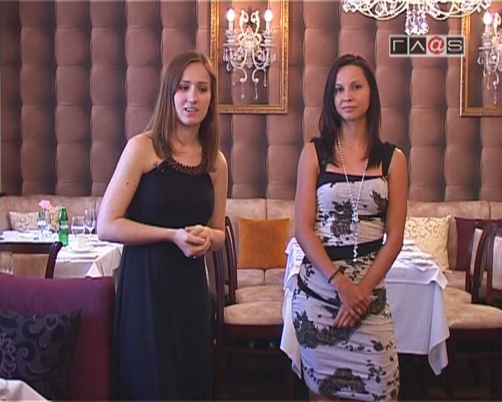 Наталья Щаденко и Татьяна Кухарева