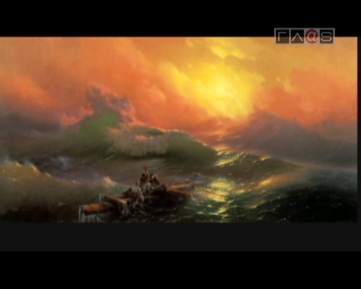 Иван Айвазовский — художник, влюбленный в море