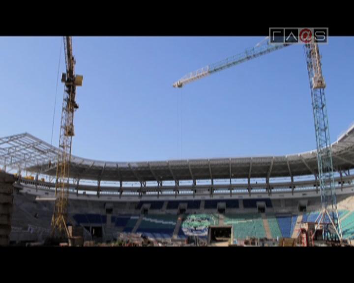 Одесса в ожидании стадиона