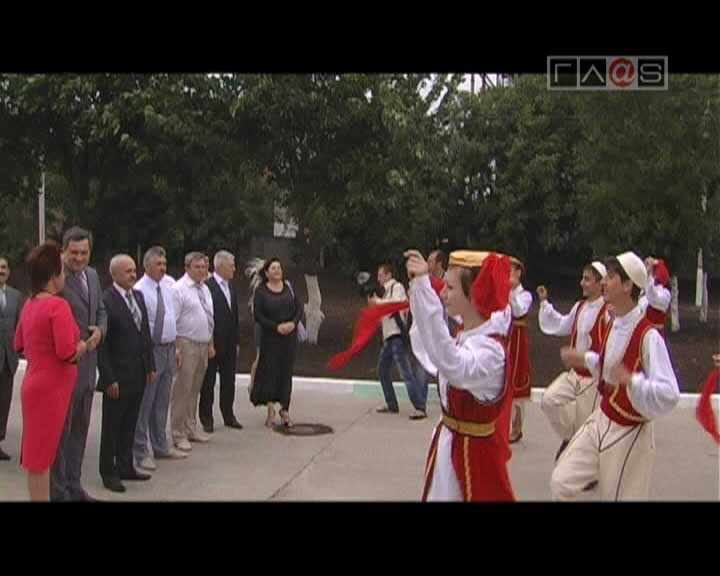 Эдуард Матвийчук посетил Болградский район