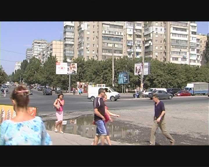 15 миллион гривен будут потрачены на ремонт дорог на поселке Котовского