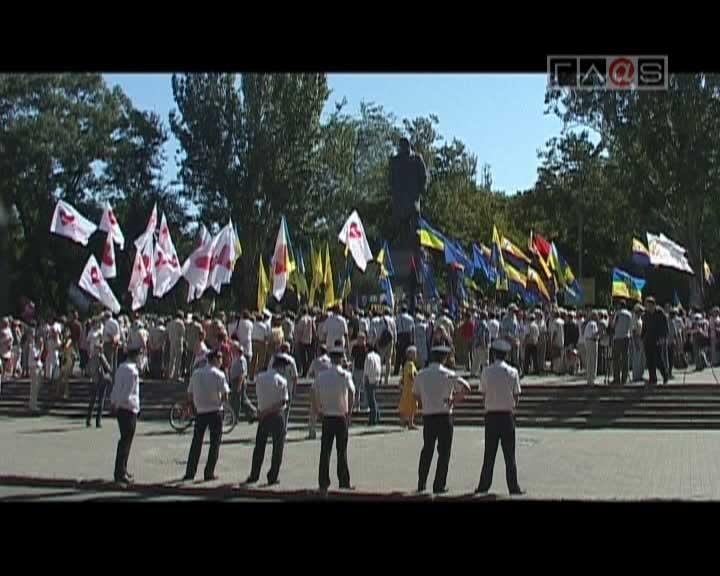 День Независимости Украины — в Одессе