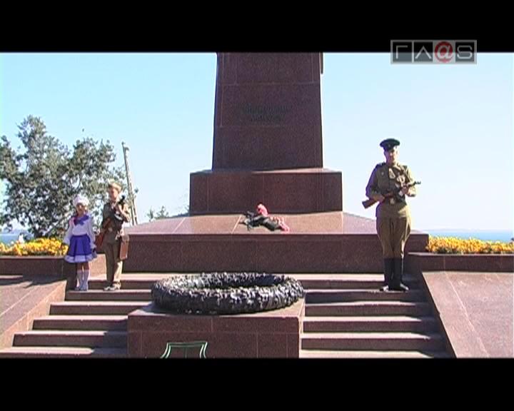 Начало обороны Одессы