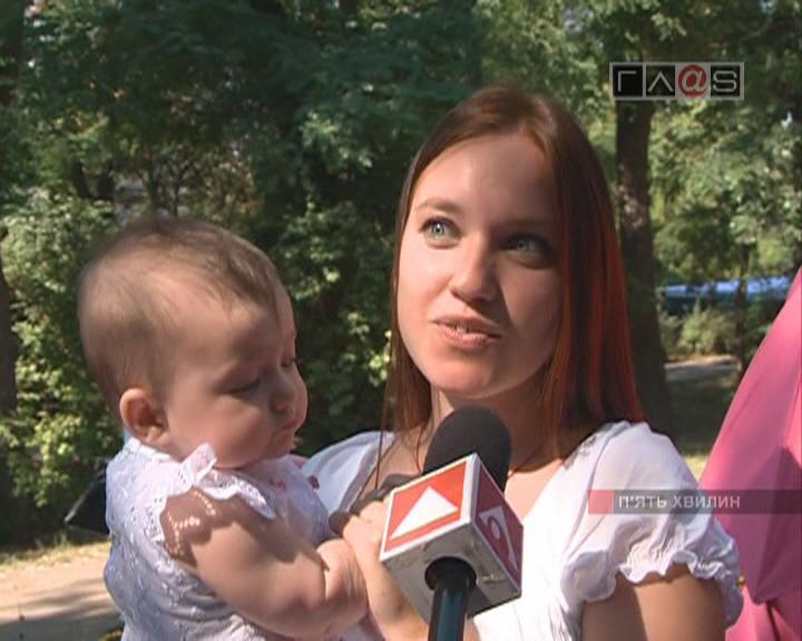 Мамочки «Одесского форума». Немовлята, рожденные весной.