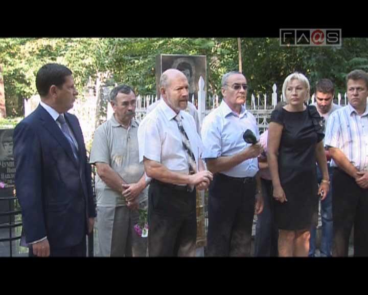 Ко дню памяти погибших журналистов