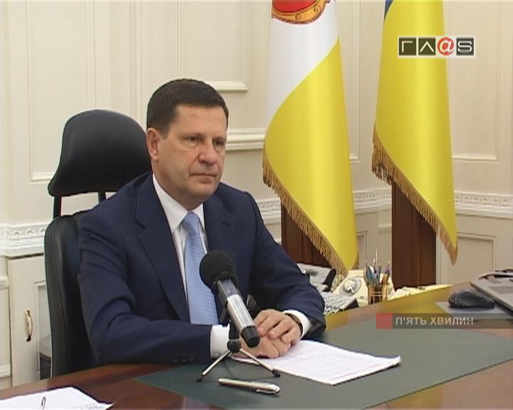 Одесский городской голова Алексей Костусев: о повышении заработных плат.