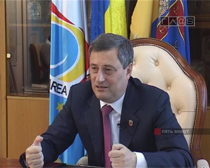 Губернатор Одещины:о коррупции и областных программах
