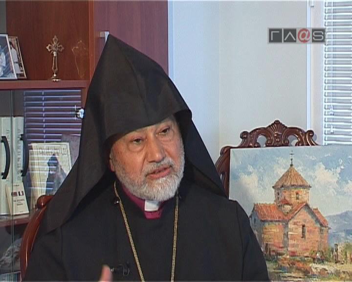 Армянская диаспора в Одессе: вера, культура, семья и общество.