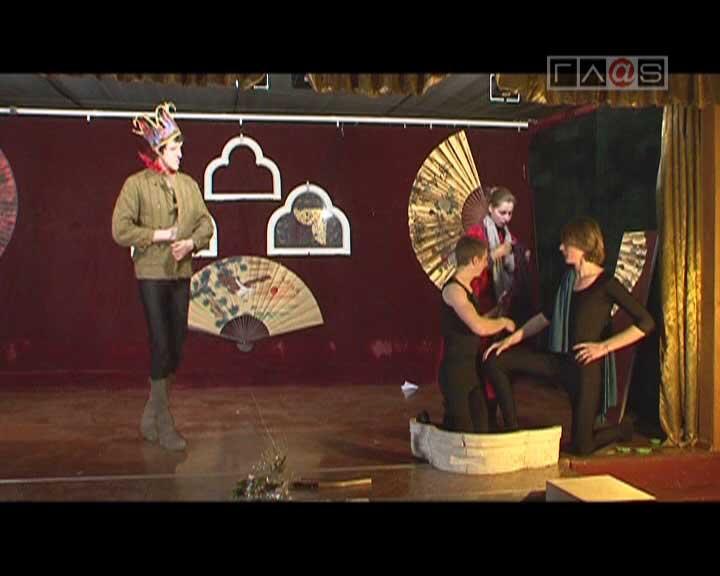 «Открытая студия ГЛАС»: театр и педагогика