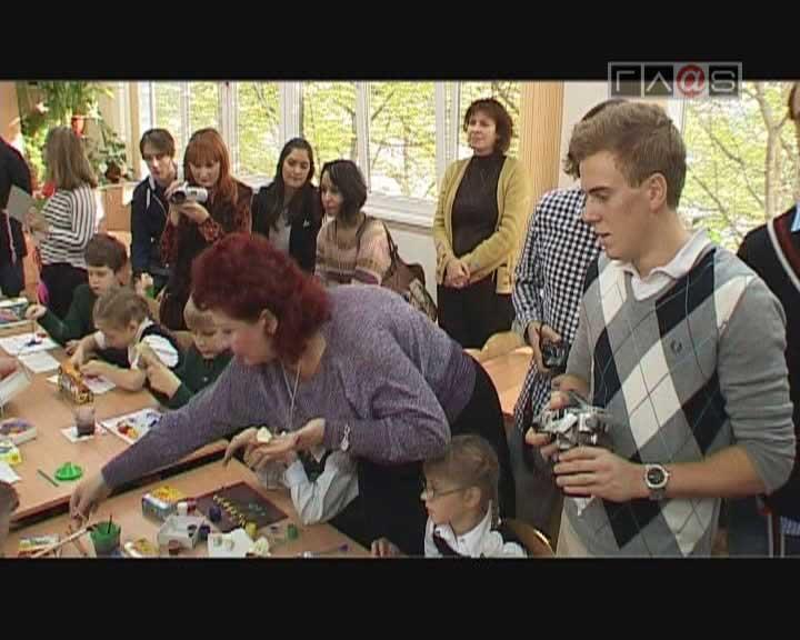 Шведские ученики в Одессе