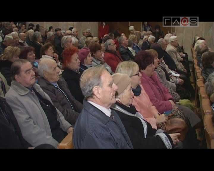 Итоговая конференция Совета ветеранов