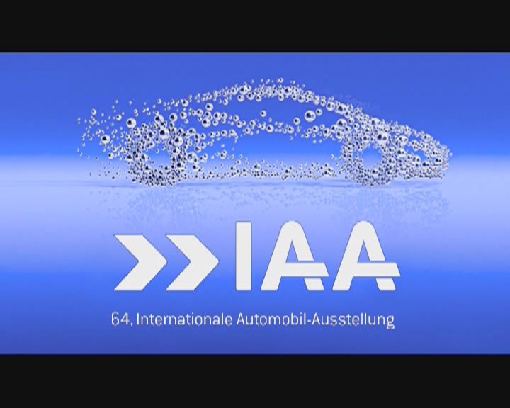 Анонс «64. Internationale Automobil-Ausstellung»