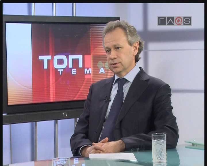 Министр аграрной политики и продовольствия Украины