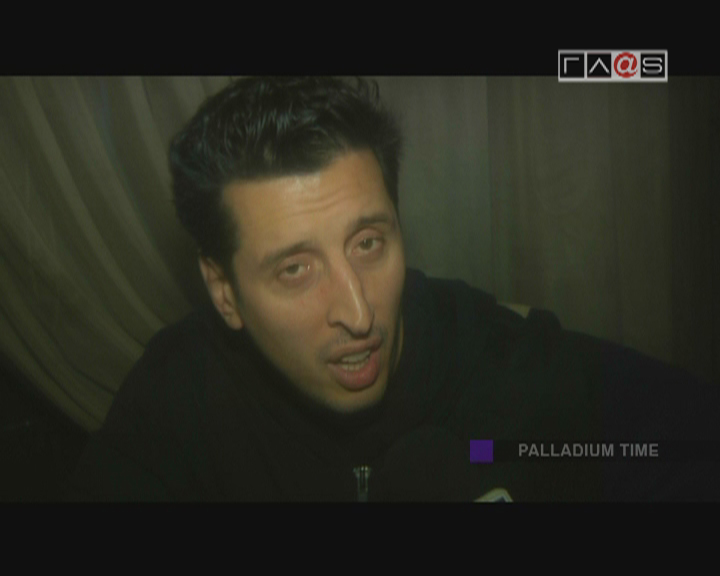 Palladium Time 19 ноября 2011 Dj Baks