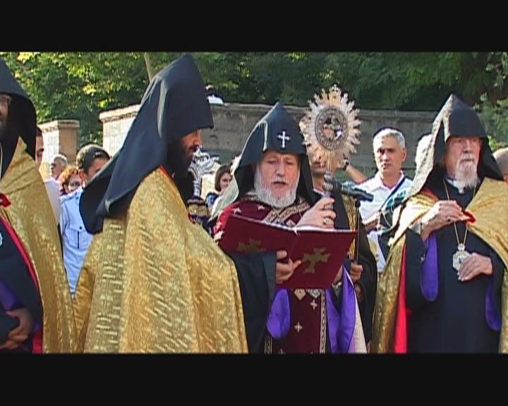 Христианские Святыни Армении. Часть 2