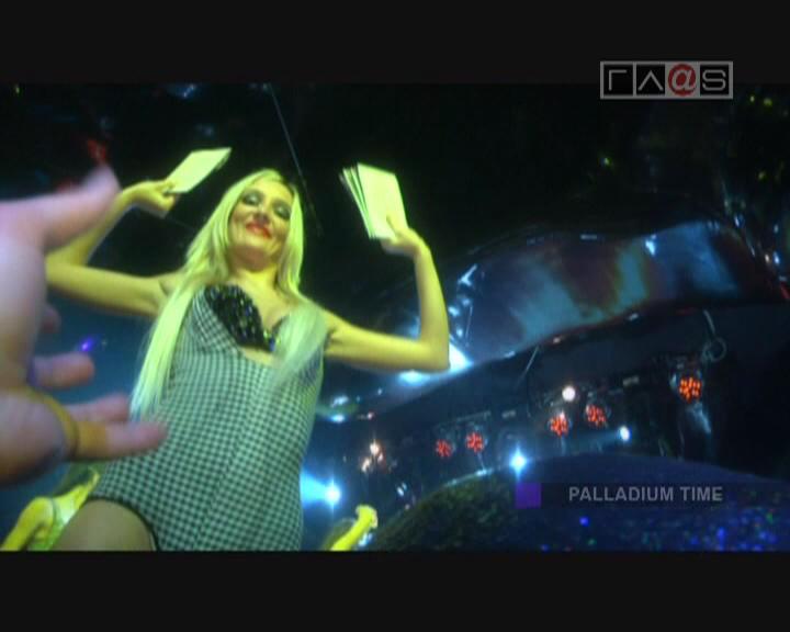 Palladium Time 03 декабря 2011 GO-GO dance show