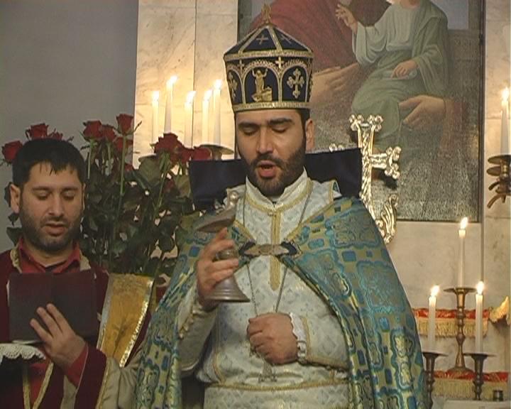 «Рождество согласно древнехристианским традициям»