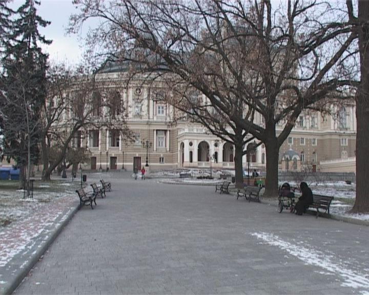 Одесский оперный театр: 2012 год
