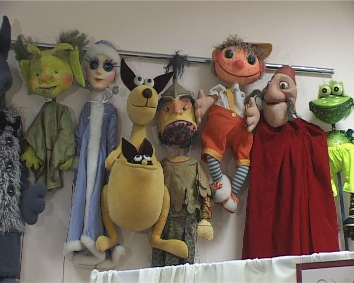 «Новая жизнь» в Одесском кукольном театре