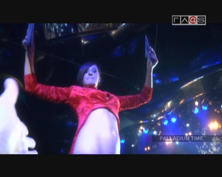 Palladium Time 11 февраля 2012 Go-Go Dance Show