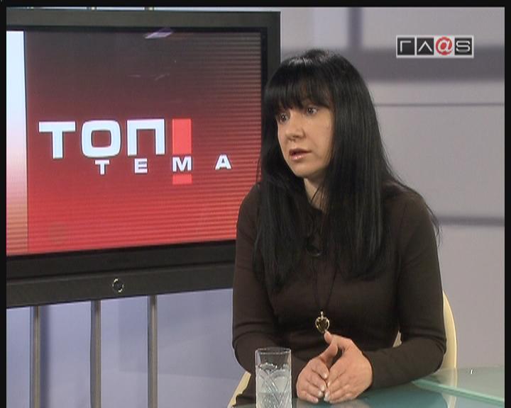 Работа управления рекламой Одесского горсовета