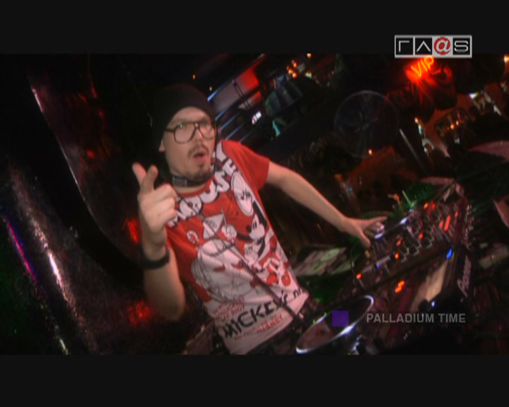 Palladium Time 17 марта 2012 DJ Baur