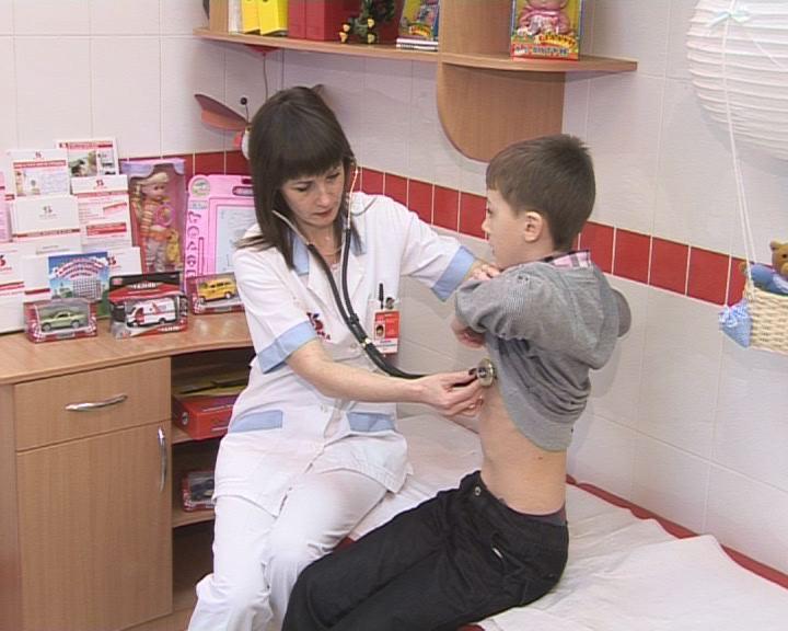 В INTO-SANA открылось педиатрическое отделение.