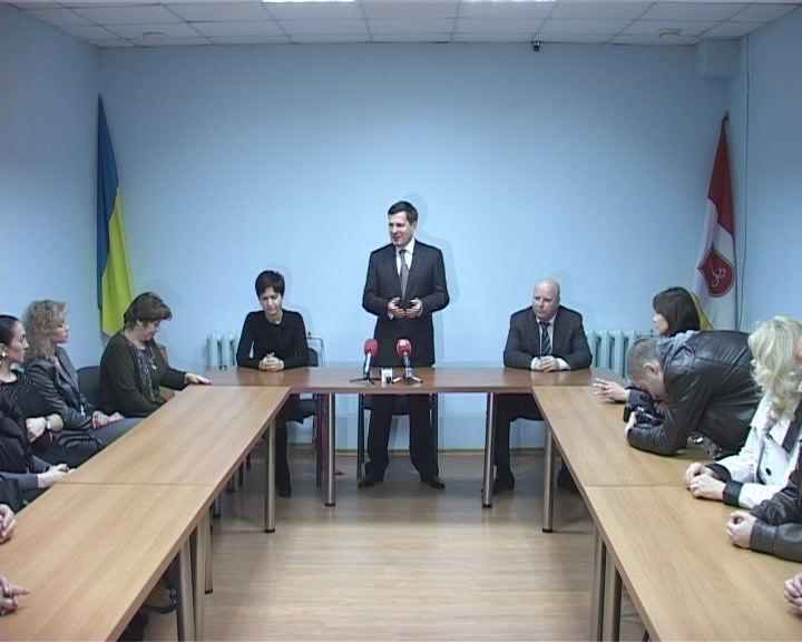 Новое руководство КП «Теплоснабжение города Одессы»