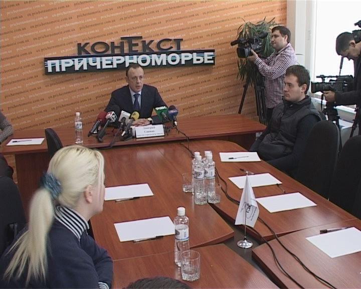 Дмитрий Спивак покинул «Батькивщину»