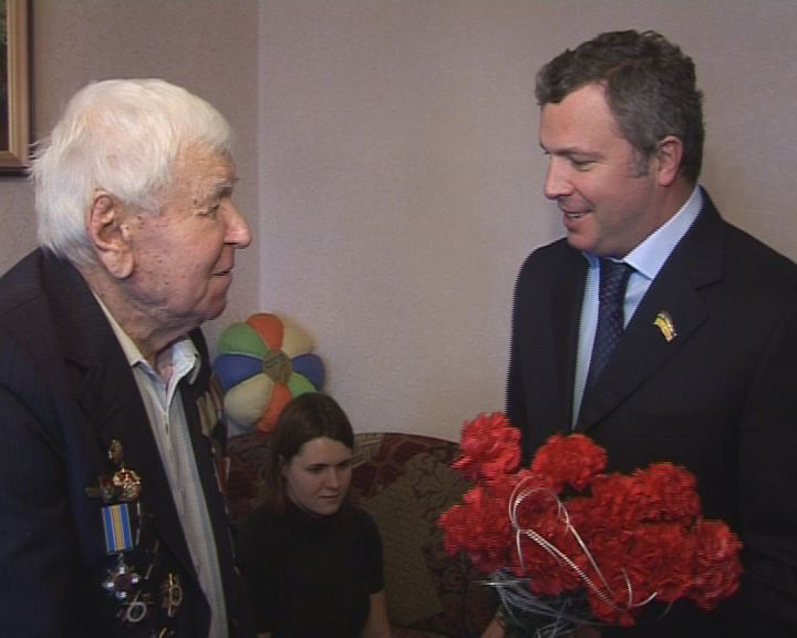 90- летие Николая Костенко