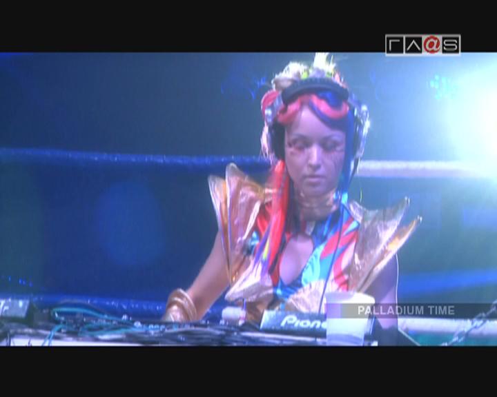 Palladium Time 06-07 апреля 2012 MC & DJ Battle Awards & Toshiba Leading Innovation