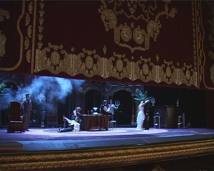 Премьера в Оперном театре!