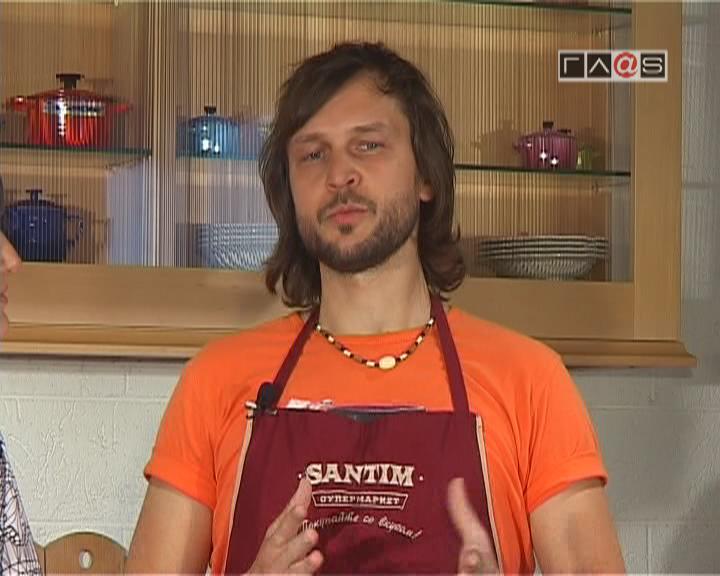 Архитектурная кухня со Славой Марьяновским