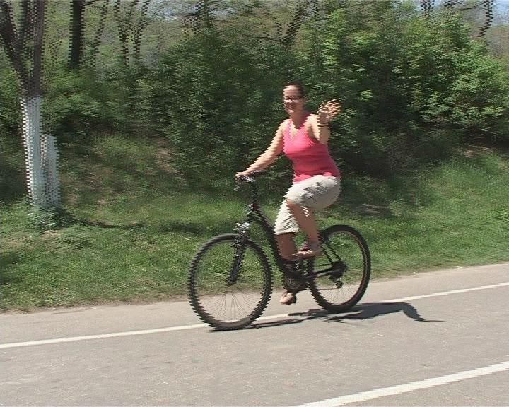 «Велосипедное» первое мая