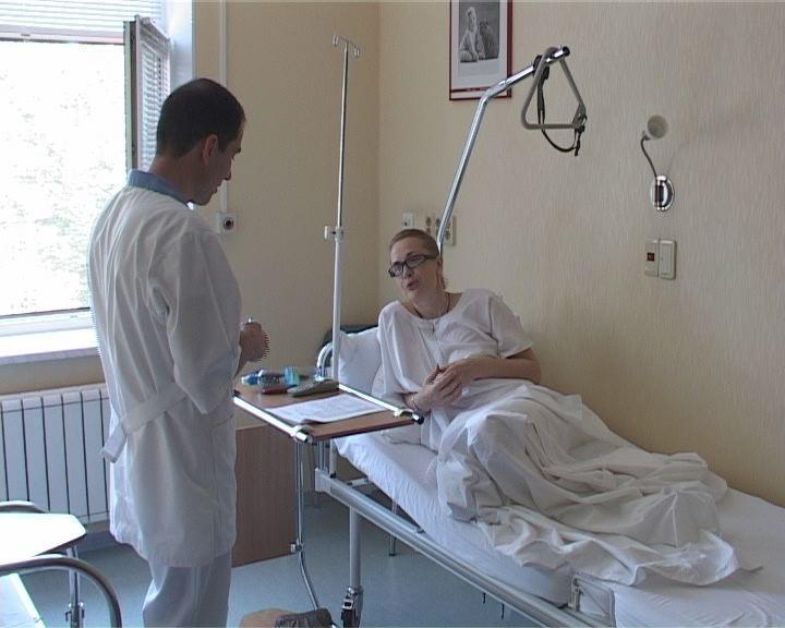 В современной клинике — современные операции