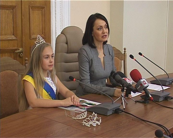 «Мини Мисс/Мистер Одесса-2012»