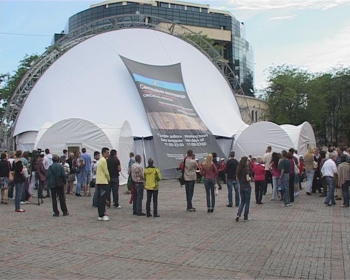 «Алтарь наций» в Одессе