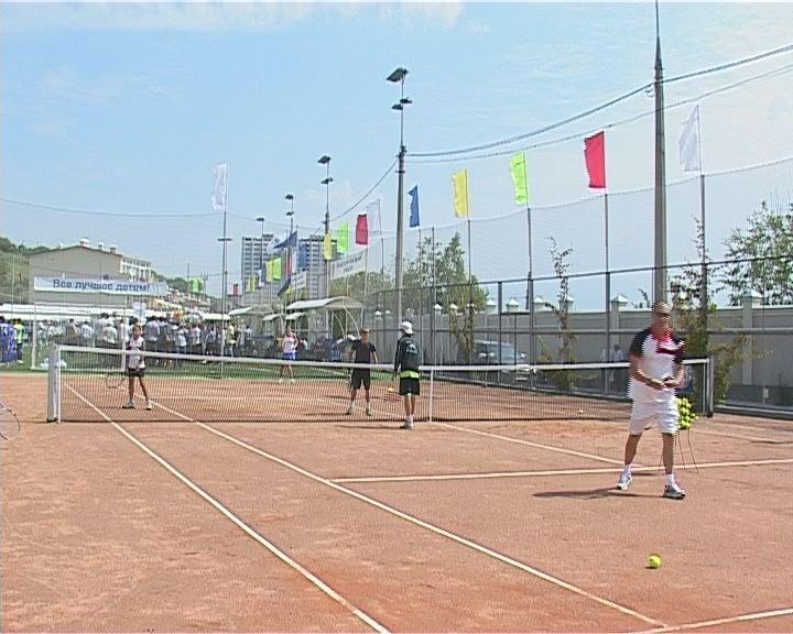 Открытие нового спортивного комплекса в Одессе