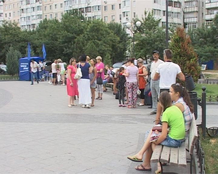 Новая традиция Cуворовского района