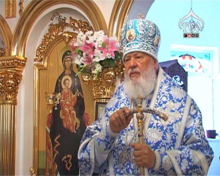 ТЕО 112. Ведущий архимандрит Серафим (Раковский)