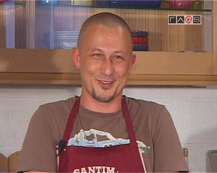 Архитектурная кухня с Сергеем Еньковым