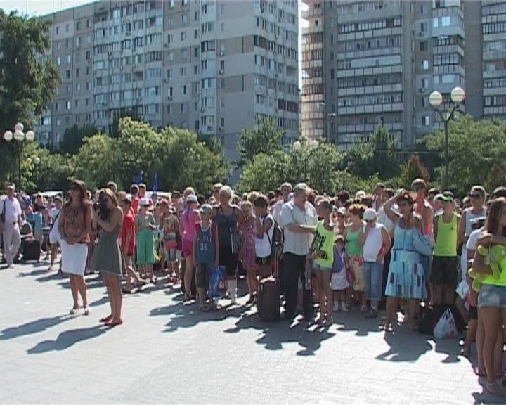 Лето 2012 –детям Суворовского района